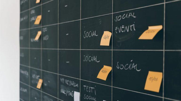 Školení online marketingu - marketingový plán| malá marketingová